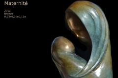 Maternité bronze